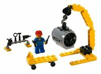 LEGO Airplane Mechanic - City 7901