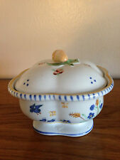 Collectable- Hand Painted Candy Or Mint Bowl From The Provence Collection