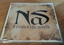 NAS - IF I RULED THE WORLD  - MAXI-CD - R&B - HIP HOP
