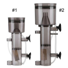 1Pc Protein Skimmer Eiweiß Abschäumer Aquarium Fish Tank Wasser sauber Filter
