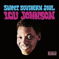 Lou Johnson - Sweet Southern Soul - New Vinyl LP Album Run Out Groove