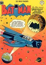 1950s BATMAN #59 comic replica magnet - new!