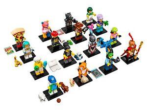 LEGO® Minifiguren Serie 19 - 71025 - Einzelfigur(en) zur Auswahl NEU mit BPZ