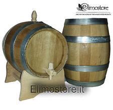 2 L Barrique Holzfass Schnapsfass Eichenfass Weinfass weinfässer holzfässer
