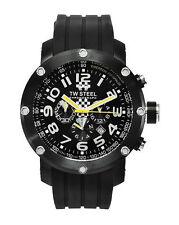 TW Steel Grandeur Tech Emerson Fittipaldi Armbanduhr für Herren (TW610)
