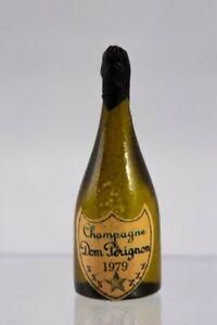 Reutter Porcelain - Dollhouse Miniature Large French Champagne Bottle