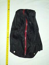 Waterproof Golf Bag Rain Cover Rain Hood Club Protection Wet Weather, W/ ZIPPER.