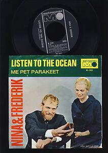Nina & Frederik - Listen to the Ocean - Me Pet Parakeet - HOLLAND