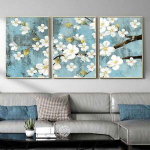 Flower Botanical Vintage Poster European Style Canvas Art Print Home Decoration