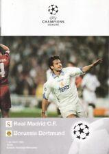 Programm | 1997-1998 | Real Madrid v Borussia Dortmund | UEFA Champions League