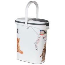 Curver Futterbehälter Katze 10 l mit Griff