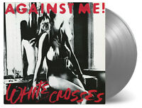 AGAINST ME! - WHITE CROSSES  vinyl lp ltd reissue silver coloured  MOVLP2504C