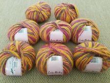 Louisa Harding Kimono Angora Yarn, 8 Skeins, Color #1, Angora / Wool / Nylon