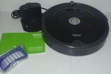 """iRobot ROOMBA 600 series Robotic Cleaner, *TESTED, WORKS GREAT!"""" w/NEW Filter"""