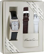 Kenneth Cole New York Women's KC6045 Watch Box Set With Two Strap