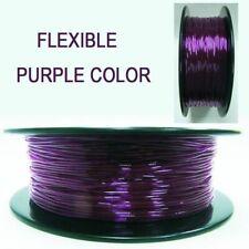 3D Filament Flexible Printing Material Flex 1.75mm TPU Diferente Printer Spool