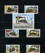TRAINS OF LIBERIA,- ''HISTORICAL RAILWAYS'' 1895- 1905