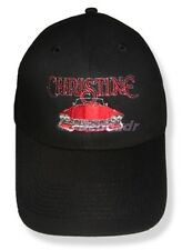 Christine Car Embroidered Hat Horror Movie Stephen King 1958 Plymouth Fury Cap
