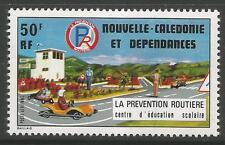 NEW CALEDONIA. 1977. Road Safety Commemorative. SG: 579. Mint Never Hinged.