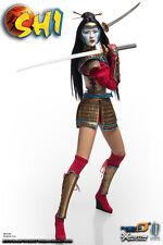 Phicen Female Figure Samurai SHI in Battle Armor Collector PL2014-71-C in USA