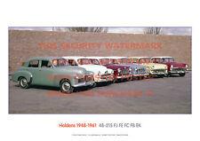 HOLDENS 48-215 FX FJ FE FC FB EK A3 POSTER PICTURE PRINT PHOTO IMAGE