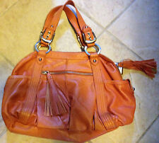 Junior Drake Ginger Tara- Gua Soft Leather Purse New With Tags MSRP $328