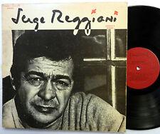 SERGE REGGIANI album No 2 Bobino LP