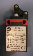 Allen Bradley Bul. 802A Limit Switch Category 802A-A14P3-S9 Ser. A Rev. A NWOB