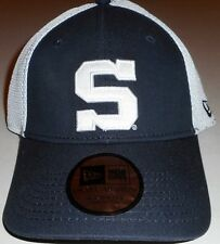 on sale c410e 7905c PENN STATE NITTANY LIONS NEW ERA MEN S FITTED HAT CAP M L POLYESTER MESH  BACK