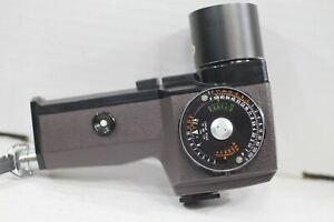 Honeywell Pentax 1/21º Spot Meter Spotmeter New Batteries