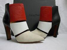 Calvin Klein Collection EU 39.5 US 9.5 Nanette Multi Color Shoes New Womens NWOB