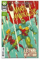 Martian Manhunter #9 2019 Unread Riley Rossmo Main Cover DC Comics Steve Orlando