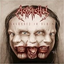 ACROSTICHON-Engraved in Black [Re-Release] CD