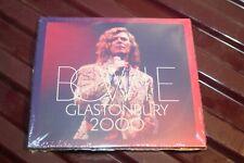 David Bowie Glastonbury 2000 - 2CD  / SEALED / FREE SHIPPING