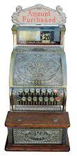 Antique National Cash Register Co. Candy Store Register Model 313