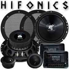Hifonics TW6.2C 16,cm 2 Wege Kompo Lautsprecher Boxen Set TW 6.2 C Compo Speaker