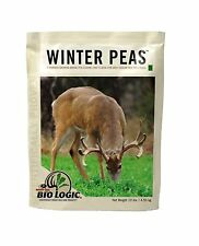 BioLogic Winter Peas, 10lb - 1/4 acre bag