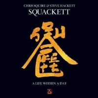 Squackett - A life Within A Day 2012 (NEW CD+DVD)