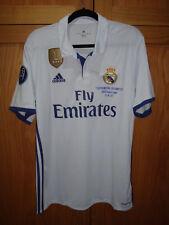 Real Madrid Champions League Football Shirt