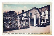 CPA -Carte postale-FRANCE- Saint-Aygulf - Hôtel Beau Rivage -S1527