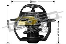 DAYCO Thermostat FOR Subaru Liberty 10/09-11/12 2.5L VVT MPFI BM 123kW EJ253