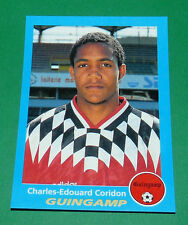 N°110 CORIDON EN AVANT GUINGAMP EAG PANINI FOOT 96  FOOTBALL 1995-1996