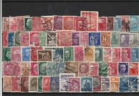 Mixed Europe stamps Ref 15914
