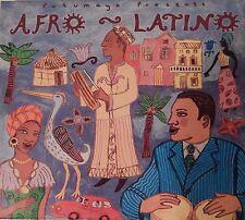 Putumayo Presents: Afro-Latino by Various Artists (CD 1998 Putumayo) VG++ 9/10