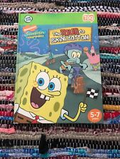 LeapFrog Tag Activity Storybook SpongeBob SquarePants: The Tour de Bikini Bottom