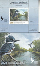 Canada MNH QUEBEC Wildlife Conservation 2020  DQ97