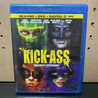 Kick-Ass BLU-RAY Matthew Vaughn(DIR) 2010
