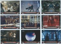 2018 Topps Star Wars Galactic Files Complete 10 Card Locations Insert Set L1-L10