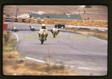 Kenny Roberts #2 - 1976 AMA Superbike @ Laguna Seca - Vintage 35mm Race Slide
