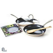 GreenPan Limited Edition 10th Anniversary 5pc Ceramic Non-Stick Cookware Set